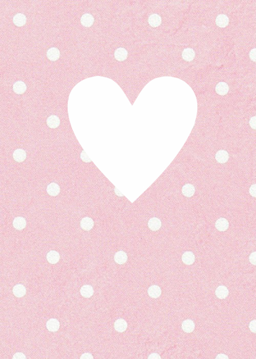 Daydream-In-Color-Pink-Polka-Dot-Heart-Card