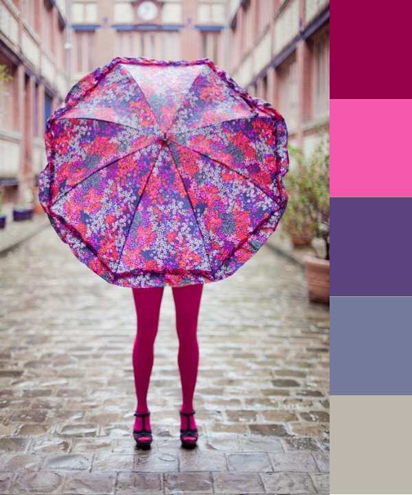 Daydream-In-Color-Color-Palette-A-Statement-Unbrella