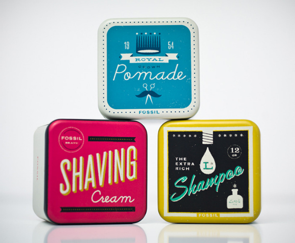Daydream-In-Color-Wish-I-Was-Wednesday-Brent-Couchman-Fossil-Barber-Shop-Watch-Packaging