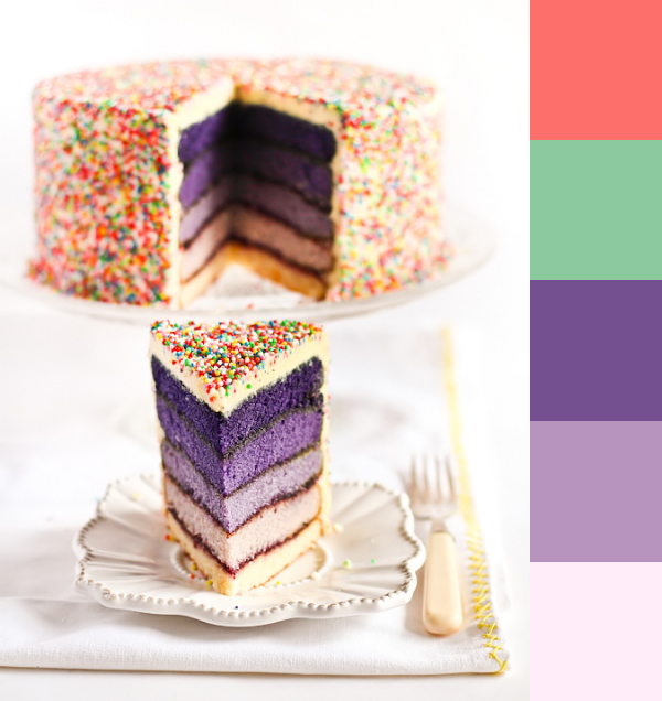 Daydream-In-Color-Color-Palette-Sprinkle-Ombre-Birthday-Cake