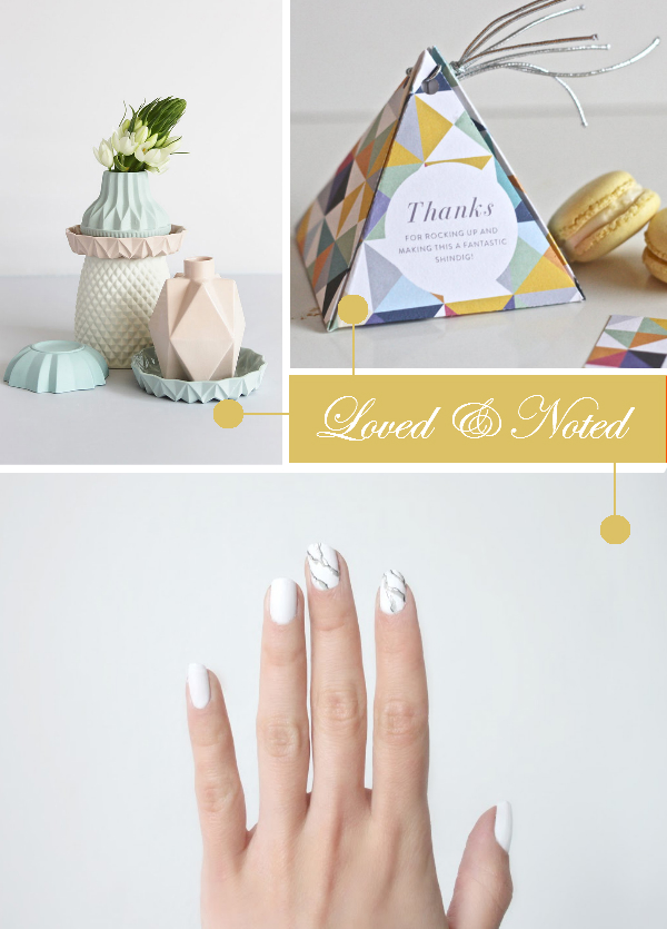 Daydream-In-Color-Loved-And-Noted-Pastel-Ceramics-Geometric-Hanging-Pyramid-Treat-Boxes-DIY-Marble-Nails