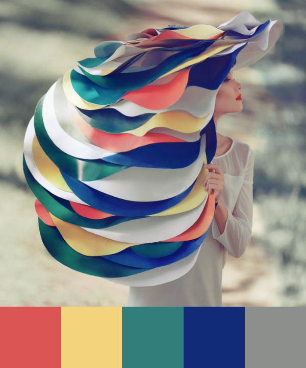 Daydream-In-Color-Color-Palette-A-Woman-Of-Many-Hats