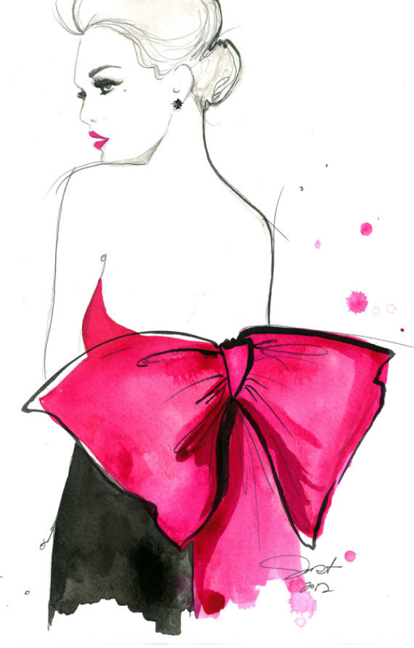 Daydream-In-Color-Wish-I-Was-Wednesday-Jessica-Durrant-Pink-Bow